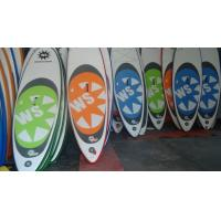 Buy cheap Inflatable Standup Paddleboard 12 Feet , Attractive Custom Paddle Boards With EVA Pad product
