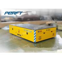 Buy cheap 20 T Heavy Duty Trackless Plant Trailer For Steel And Metal Material Handling product