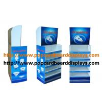 China New Design Cardboard Display Stand for LED bulbs With Dividers on sale
