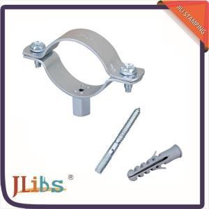 Resistência horizontal/vertical do tipo da soldadura da tubulação de sustentação do suporte de corrosão