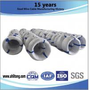 Buy cheap fil en acier de noyau galvanisé par 1.57mm-4.8mm pour le conducteur d'ACSR product