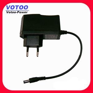 Adaptador do poder do OEM 12V 1.5A AC-DC/fonte de alimentação para câmaras de segurança