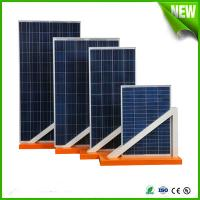 China 250w poly-crystalline silicon solar panel combined by 60pcs 156 poly solar cells for cheap sale on sale