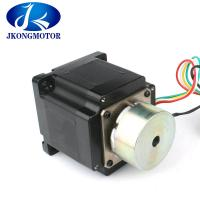Nema 34 2 Phase Brake Motor 8.7N.M CE ROHS Approved For Cnc Machine