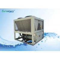 Buy cheap 65 Tons Air Cooled Commercial Water Chiller For Hotels Air Conditioning System product
