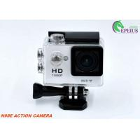 Buy cheap N9SE 4G High Speed Waterproof Action Camera 1080p Full Hd 140 Degree for from wholesalers