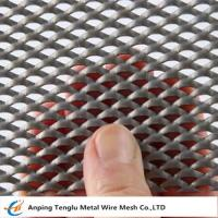 Buy cheap Aluminum Expanded Security Window Screen  Opening 2 mmX3 mm product