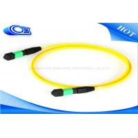 Buy cheap Outdoor 12 / 24 Core 5M Length MTP MPO Connector For Optical Fiber Patch Cord product