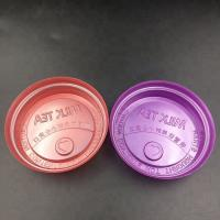 China small plastic products disposable cup lid custom mould blowing forming machine on sale