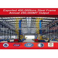 Buy cheap Quick Erection Prefab Steel Building Workshop Light Guage Easy Installation product