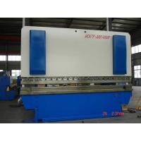 China CNC control hydraulic plate press brake, CNC press brake, metal sheet bending machine on sale