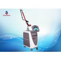 Buy cheap Dual - Pulsed Picosecond Laser Machine Q Switch ND YAG Laser Type For Tattoo Removal product