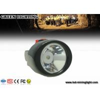 China GL2.5-A Cordless Mining Lights , Small size miners head torch 3500 Lux Brightness on sale