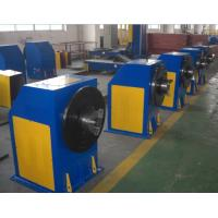 Buy cheap Adjustable Rotary Welding Positioners , Automatic Welding Turning Table product