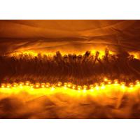 Buy cheap 30mm Single Color LED Chain LED Pixel Module For Outdoor LED Signboard product