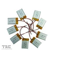 China Lipo  LP063465 3.7V 1300mAh Polymer Lithium Ion Battery For PDA on sale