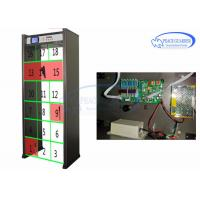 Buy cheap Bilingual Remote Control Walk Through Metal Detector Gate For Police Facilities product