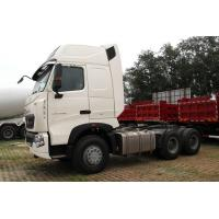 Buy cheap HOWO T7H 6x4 tractor truck 440HP Euro 4 for sale product