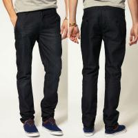 Buy cheap straight leg denim jeans in indigo product