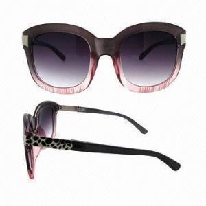 China Os óculos de sol plásticos para finalidades relativas à promoção, esfriam/projetos elegantes wholesale