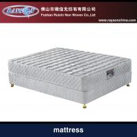 China Comfortable 3 Zone Pocket Spring Mattress , Compressed Foam Mattress Knitted Fabric on sale