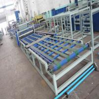 Buy cheap PLC Automatic Control System MgO Sandwich Panel Machine for Fireproof Door Making product