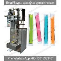 Buy cheap jelly-and-ice-pops-packing-machine-for-hot-sell product