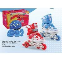 China Retractable Roller Skate for Kids (GX-8906) on sale