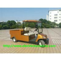 Buy cheap Customized Box Electric Delivery Van  , 2 Seater Utility Electric Car F047 from wholesalers