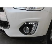 Buy cheap LED Daytime Running Light for MITSUBISHI ASX 2013 2014 2015 Fog Lamp DRL from wholesalers