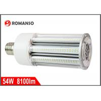 Buy cheap Outdoor 360 Degree Corn LED Lights Waterproof With 3000k-6000k CCT , DLC UL Approved product