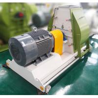 Buy cheap Wood Crusher Hammer Mill Machine , Fine Sawdust Making Machine in Wood Pellet Plant product
