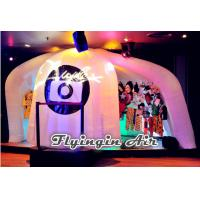 China Inflatable Party Photo Booth, Inflatable Led Advertising Photo Booth on sale