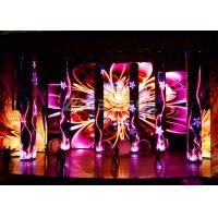 Buy cheap High Resolution SMD2121 Full Color Rental Led Displays , Super Thin stage led decorate Hire product