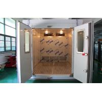 Buy cheap 100% insulation 12.9CBM Walk-In Environmental Chamber with Water Cooled product