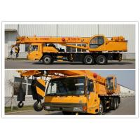 Buy cheap Faw Truck Mounted Hydraulic Crane 29870kg Whole Weight 0 - 4500m Altitude product
