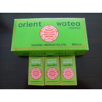 Buy cheap Industrial Sewing Machine Needles ORIENT WATEA sewing needles sewing machine needle product