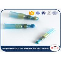 Buy cheap IP67 Heat Shrink Wire Terminals Splicing Wire , Operating Temperature -40 ~125 Degree product