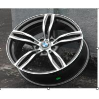 Buy cheap High quality BMW aluminium alloy wheel 19 inch wheel grey machined face wheel hub product