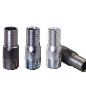 Buy cheap 1/2-8 NPT, BSPT. bocais de aço galvanizados do rei product