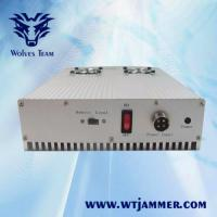Buy cheap FM 20 - 100MHz High Power Signal Jammer 2.5kg Weight For Gas Stations product