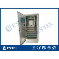 Buy cheap Aluzinc Coated Steel  Outdoor Electrical Enclosure Single Wall With Insulation from wholesalers