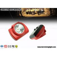 China Lithium Ion Battery 6.2ah Compact Led Mining Light With Magnetic Usb Charger on sale