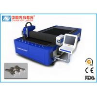 Buy cheap Fiber 1000W Thin Copper Sheet Metal Laser Cutting Machine with High Speed product