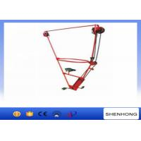China SFD1A Overhead Line Bicycles for Single Conductor to install accessories and Inspection on sale