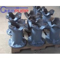 Buy cheap 65QV-SP Spare parts Centrifugal Slurry Pump 44-200 mm Discharge size product