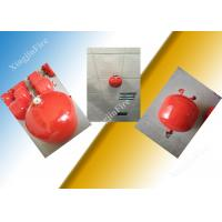 Buy cheap Fm 200 Electrical Fire Extinguisher Auto Friendly Environment Gas from wholesalers