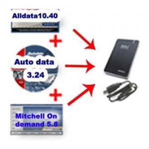 Buy cheap Alldata v 10.50(2012) +Mitchell請求あり次第5.8 V2011+Mitchell請求あり次第5伝達+Autodata 3.38 + product