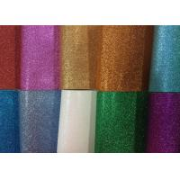 Buy cheap Hairbow Ribbon Multi Color Glitter Fabric For Wallpaper And Wedding Decoration product