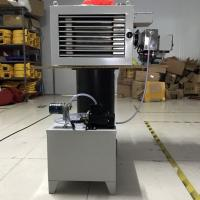 Buy cheap Light Waste Oil Burning Heater , Hot Air Generator 14 - 55 Kw Output Power product